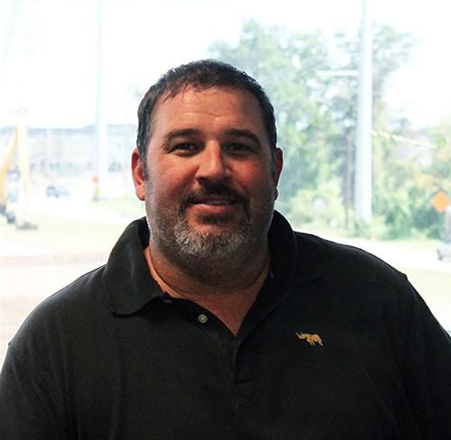 A headshot of Steven Ordoyne