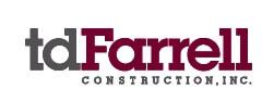 TD Farrell Construction, Inc. logo
