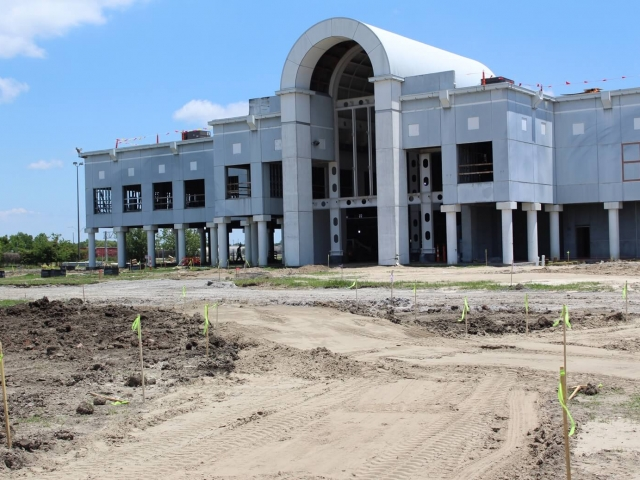Dixie Brewing's New Orleans facility being built