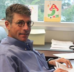 A headshot of Joseph Greiner